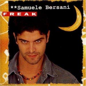 album Freak - Samuele Bersani