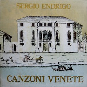 album Canzonette venete - Sergio Endrigo