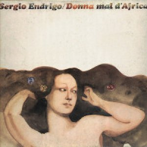 album Donna mal d'Africa - Sergio Endrigo