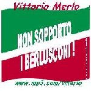 album Non sopporto i berlusconi! - Vittorio Merlo