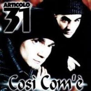 album Così com'è - Articolo 31