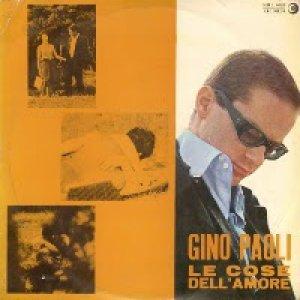 album Le cose dell'amore - Gino Paoli