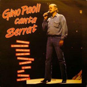 album Gino Paoli canta Serrat - Gino Paoli