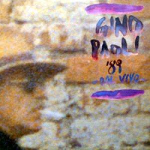 album Gino Paoli '89 dal vivo  - Gino Paoli
