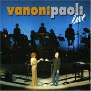 album VanoniPaoli Live - Gino Paoli
