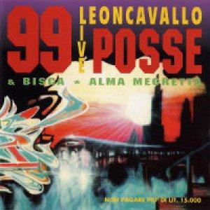 album Live al Leoncavallo 1992  - 99 Posse