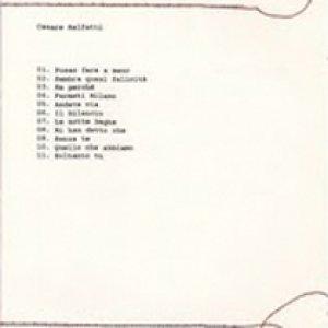 album S/t - Cesare Malfatti