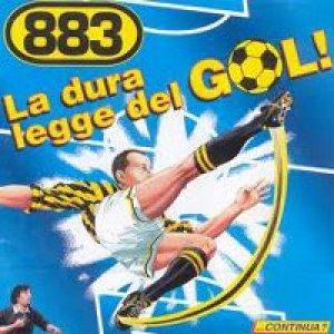album La dura legge del gol! - 883