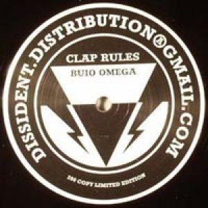 album Buio Omega - Clap Rules feat. René Love