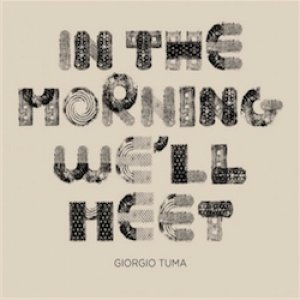 album In The Morning We'll Meet - Giorgio Tuma