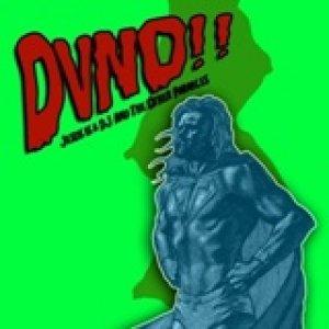album Jesus is a dj & other parables - DVNO