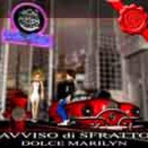album Dolce Marilyn - Avviso di sfratto rock 'n' roll band & jive italiano