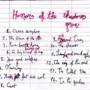 album Honors of the shadows grow - Sgrunt