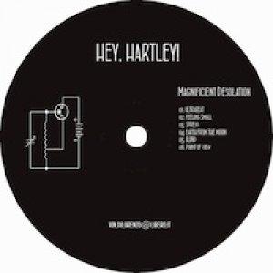album Magnificent Desolation - Hey,Hartley!