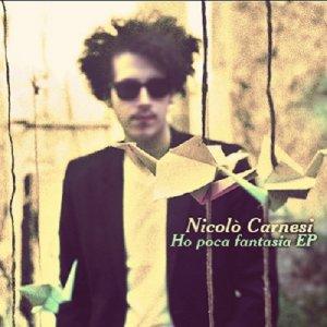 album Ho poca fantasia EP - Nicolò Carnesi