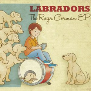 album The Roger Corman EP - Labradors