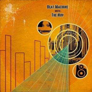 album Beath Machine meets The Nuv - The Nuv (The New Ultraviolet Vanish)