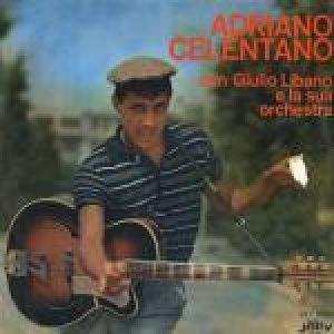album Adriano Celentano con Giulio Libano e la sua orchestra - Adriano Celentano