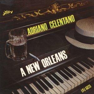 album A New Orleans - Adriano Celentano