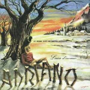 album Le robe che ha detto Adriano - Adriano Celentano