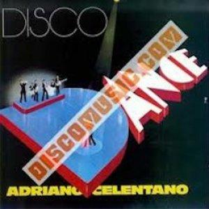 album Disco Dance - Adriano Celentano