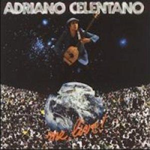 album Me, live! - Adriano Celentano