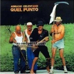 album Quel punto - Adriano Celentano