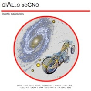 album Giallo sogno - Bacco Baccanels