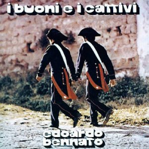 album I buoni e i cattivi - Edoardo Bennato