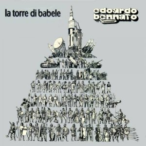 album La torre di Babele - Edoardo Bennato