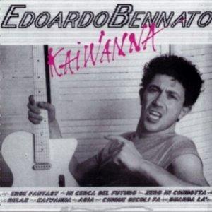 album Kaiwanna - Edoardo Bennato