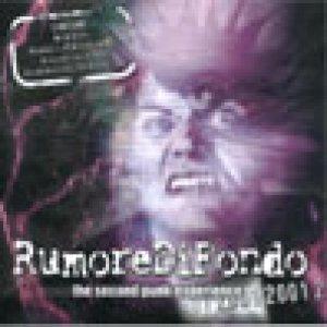 album Rumore di fondo 2001 - Split