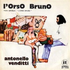 album L'orso bruno - Antonello Venditti