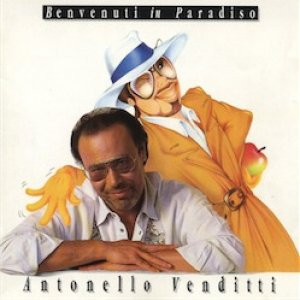 album Benvenuti in Paradiso - Antonello Venditti
