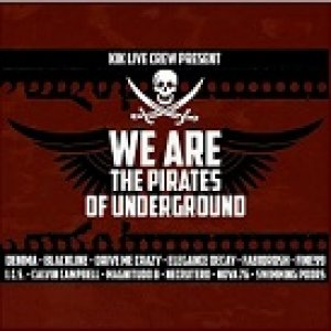 album WE ARE THE PIRATES OF UNDERGROUND - Swimming poors