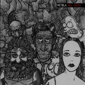album Hell Holes - Metibla