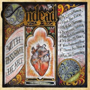 album With Passionate Heart - Andead
