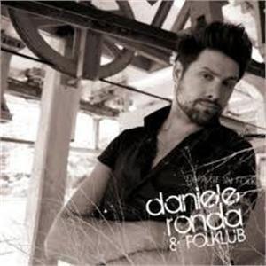 album Da parte in folk - Daniele Ronda