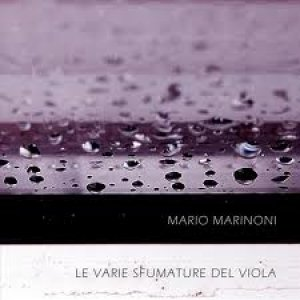 album Le varie sfumature del viola - Mario Marinoni
