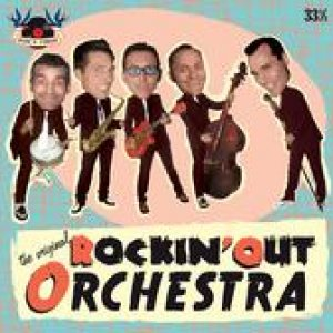 album The Original Rockin' Out Orchestra - Rockin' Out Orchestra