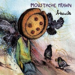 album Biscuits - Moustache Prawn