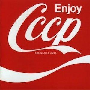 album Enjoy CCCP - CCCP Fedeli alla linea