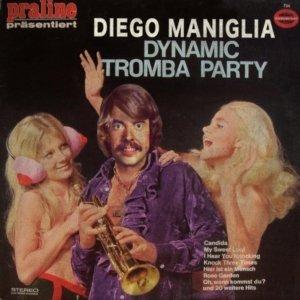 album Dynamic Tromba Party - Diego Maniglia e Le Uscite di Sicurezza