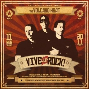 album Vive le Rock! - Volcano Heat