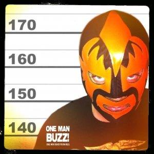 album brado - One Man Buzz!