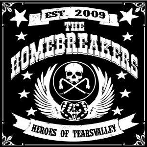 album Heroes of Tearsvalley - The Homebreakers