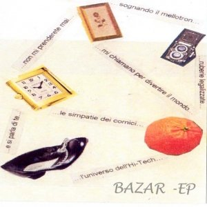 album Bazar - Eppy (EP)