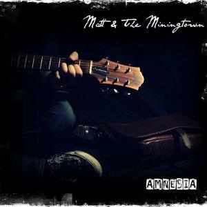 album AMNESIA (EP) - MATT WALDON