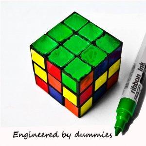 album engineered by dummies - Ribbon Ink