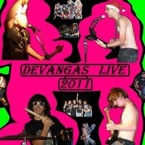album Live 2011 - Devangas